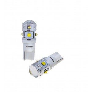 Светодиодная лампа W5W Optima Premium CREE MINI 30W, CAN, 12-24V