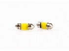 Festoon 28 Optima Premium COB, 5100K, 12V, T10*28mm (SV 7-8)